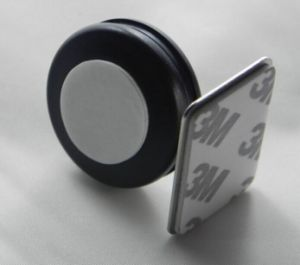 Round Anti Theft Retractable Display Pull Box Recoiler