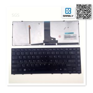 Brand New Us Keyboard for Toshiba M645 M640 L755 pictures & photos