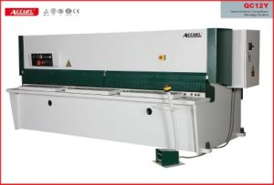 SHEET METAL HYDRAULIC CNC SHEAR MACHINE pictures & photos