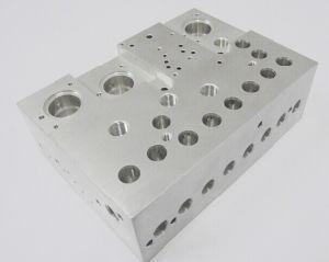 CNC Machining for Aluminum Parts F-051 pictures & photos