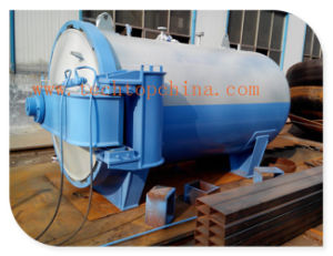 High Temperature High Pressure Can Autoclave pictures & photos