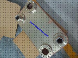 Brazed Plate Heat Exchanger/Oil Cooler (Voith 64.0938 640938)