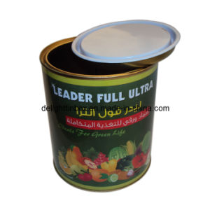 Cylindrical Leakproof Tin Box (DL-RT-0140)