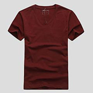 Custom Nice Cotton Plain T-Shirt for Men (M069) pictures & photos