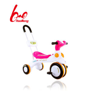 Lovely Kids Swing Car/ Children Wiggle Car with PU pictures & photos