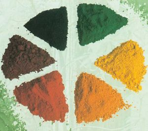 Iron Oxide Yellow 586/Fe2o3 with Best Price pictures & photos