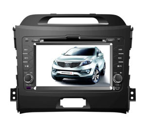 Car DVD Player with GPS for KIA New Sportage (TS8529)