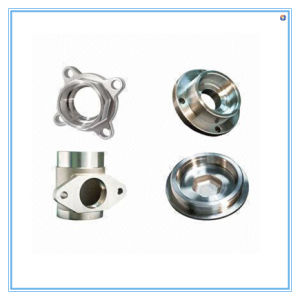 Stainless Steel Carbon Steel Screw Nuts Investment Casting Parts pictures & photos