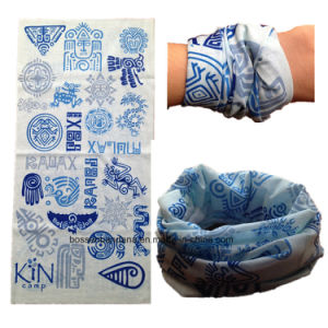 Custom Made Logo Printed Multifunctional Magic Buff Bandana pictures & photos