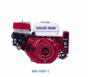Cheep 6.5HP196cc Four Stroke Gasoline Engine with CE Standard Wx-168f-1 pictures & photos