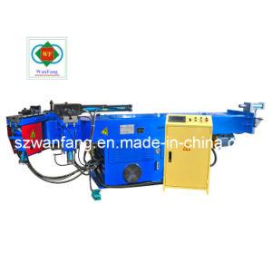 Hydraulic Drive PLC Control Tube Bender Wfync63X8