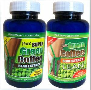 Pure Super Green Coffee Bean Diet Supplement