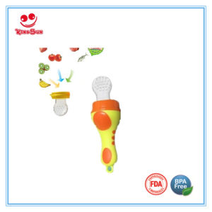 Mesh Fresh Fruit Food Feeder with Silicone Net pictures & photos