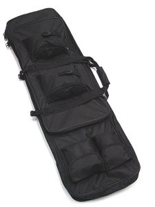 "40"" Dual Sniper Rifle Carry Case Gun Bag pictures & photos"