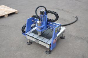 Mini CNC Lathe for Processing Wood, Acrylic etc. (XE4040/6090) pictures & photos