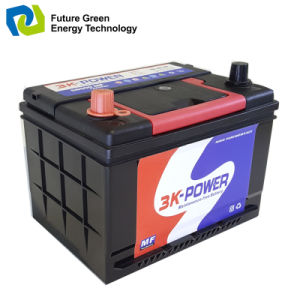 High Quality JIS DIN Maintenance Free Automotive Car Battery pictures & photos