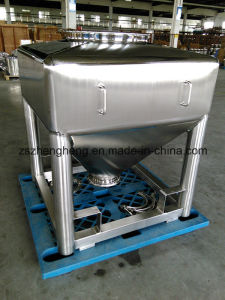 Stainless Steel IBC Tank for Medicine pictures & photos
