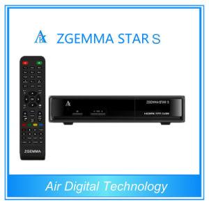 HD Satellite Receiver DVB S2 Zgemma-Star S Satellite Receiver Media Player pictures & photos