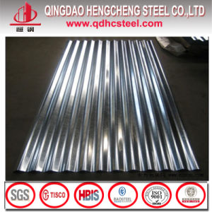 Hot Dipped SGLCC Galvalume Corrugated Roofing Sheet Price pictures & photos