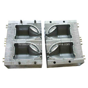 2 Cavity Plastic Bottle Blowing Mould pictures & photos