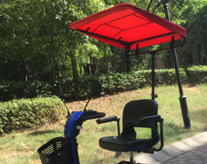 Mobility Scooter Sunshade Canopy pictures & photos