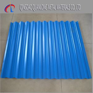 Color Steel PPGI Corrugated Steel Sheet for Construction pictures & photos
