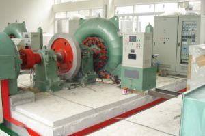 Francis Turbine/ Francis Water Turbine Generator Unit/ Small Water Turbine pictures & photos