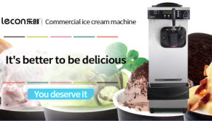 2017 Soft Ice Cream Machine with Ce Certification pictures & photos