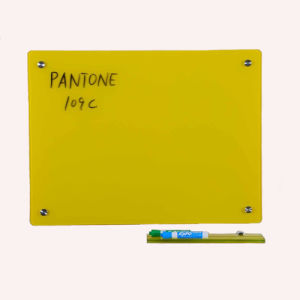 Magnetic Menu Board with Pen Tray (10010)