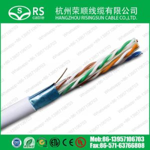 High Quality CAT6A FTP LAN Cable Network Cable