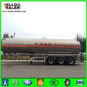 50m3 Aluminum Alloy 5083 5182 5454 Aluminum Trailer with Tanker pictures & photos