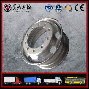 Steel Wheel Rim of Tubeless Wheel Auto Parts pictures & photos