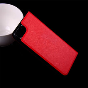 China Wholesale Book Style Flip Leather Case for iPhone 7/7s/7PRO Mobile Phone Cover pictures & photos