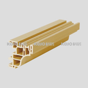 Wall and Ceiling Corner Line WPC Panel (CJ-55A) pictures & photos