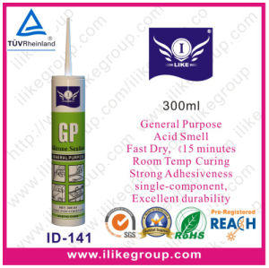 General Purpose Siilicone Sealant pictures & photos