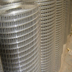 Stainless Steel Square Hole Welded Wire Mesh pictures & photos