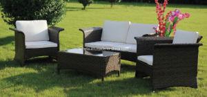 Garden Outdoor Ideal Leisure Rattan Sofa pictures & photos