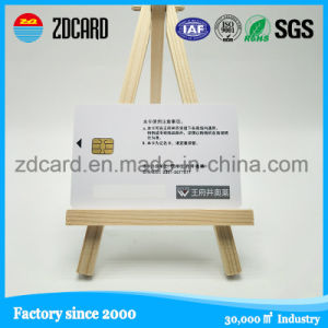 Security PVC Blank RFID Chip Smart Card pictures & photos