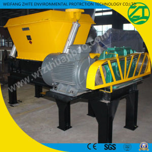 Single Shaft Shredder Foranimal /Kitchen /Medical Waste/Underground Water Pipe/Rubber pictures & photos
