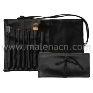 7PCS Makeup Cosmetic Brush in Natural Hair pictures & photos