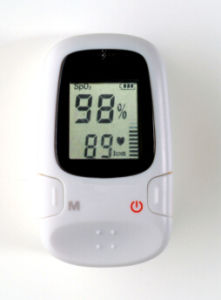 Fingertip Pulse Oximete Fingertip Pulse Oximeter R (A2) pictures & photos