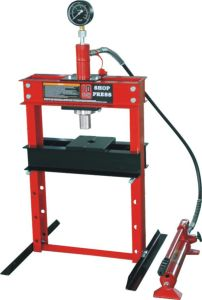 10t Shop Press with Gauge pictures & photos