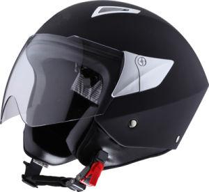 Hot Sales Half Face Motorcycle Helmets, Single Visor Motorbike Helmets Women ECE/DOT pictures & photos