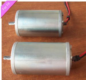 Secure Low Voltage 12V Small DC Motor 500W