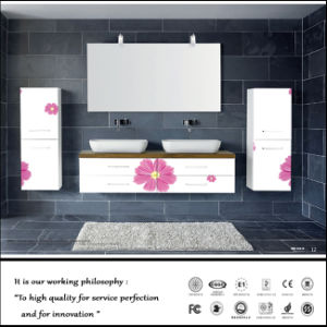 New Modern Style Colour Painting Bathroom Cabinet (FY019) pictures & photos