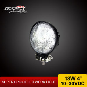 4 Inch Super Magnet 18W LED Work Light pictures & photos