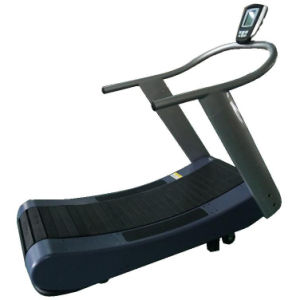 Popular Self-Generating Woodway Curve Treadmill (SK-01) pictures & photos