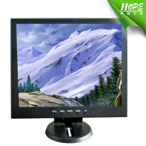 HDMI/AV/TV/VGA Connector 12 Inch LCD Monitor Computer POS Car pictures & photos