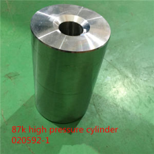 Waterjet Intensifier Spare Part 600MPa High Pressure Cylinder Fot Water Jet pictures & photos