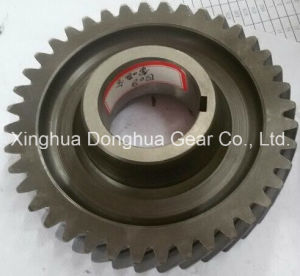 Custom Sintered Metal Gears, Small Double Spur Gears pictures & photos